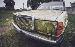 Utrata wartości samochodu po kolizji